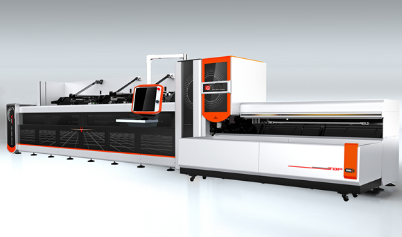 Smart Tub laser Cutting Machine P2060A P3080A
